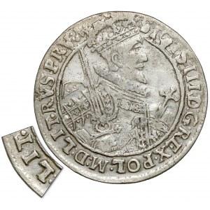 Zygmunt III Waza, Ort Bydgoszcz 1621 - LIT - b.rzadki