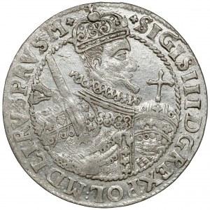 Zygmunt III Waza, Ort Bydgoszcz 1622 - PRVS M - piękny