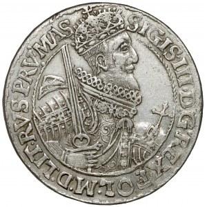 Zygmunt III Waza, Ort Bydgoszcz 1621 - PRV MAS - krzyżyki