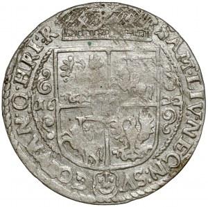 Zygmunt III Waza, Ort Bydgoszcz 1622 - PRVS M - typ I