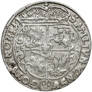 Zygmunt III Waza, Ort Bydgoszcz 1622 - PRV M - H•RI