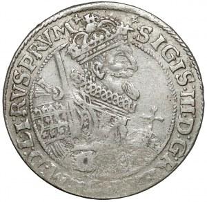 Zygmunt III Waza, Ort Bydgoszcz 1622 - PRV M - 16-222