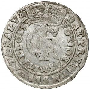 Jan II Kazimierz, Tymf Bydgoszcz 1665 AT