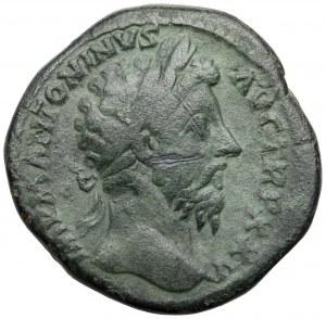 Marek Aureliusz (161-180 n.e.) Sesterc