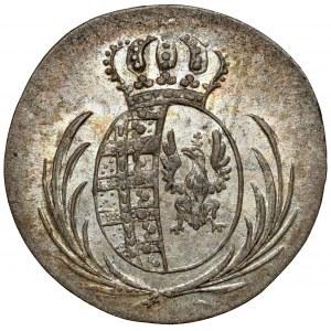 Księstwo Warszawskie, 5 groszy 1811 I.B. - mennicze