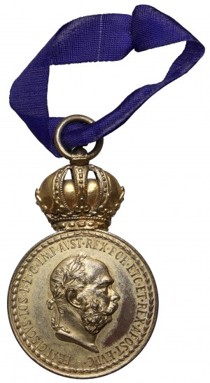 "Austria, Medal Zasługi Wojskowej ""Signum Laudis"""