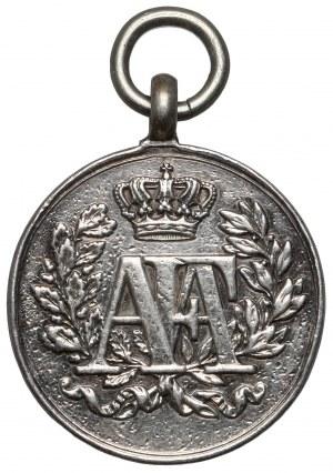 Niemcy, Saksonia, Medal za 15 lat służby w wojsku