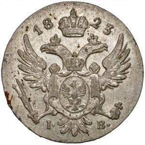 5 groszy polskich 1823 I.B. - okazowe