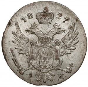 5 groszy polskich 1827 F.H. - mennicze
