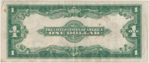 United States, 1 Dollar 1923 Silver Certificate