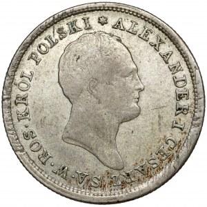 2 złote polskie 1822 IB - rzadkie