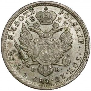 2 złote polskie 1823 IB - piękne