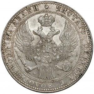 1-1/2 rubla = 10 złotych 1836 MW, Warszawa