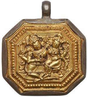 India, Medallion