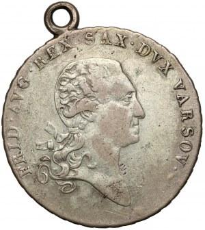 Księstwo Warszawskie, Talar 1814 IB