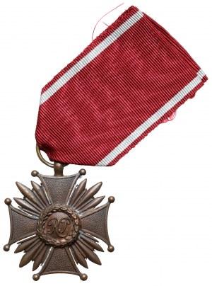 II RP, Brązowy Krzyż Zasługi - W. Gontarczyk