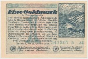 Breslau (Wrocław), 1 Goldmark 1923