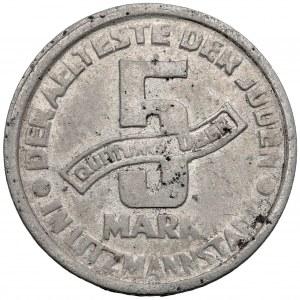 Getto Łódź, 5 marek 1943 Mg