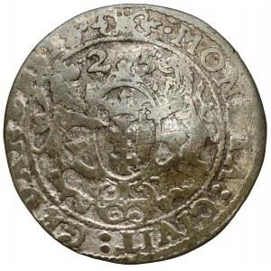 Zygmunt III, Falsyfikat z epoki Orta Gdańsk 1625 - ładne