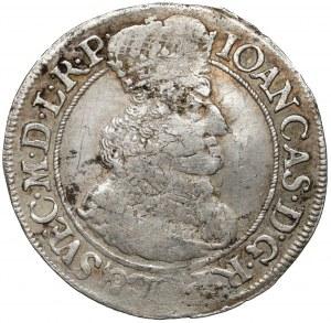 Jan II Kazimierz, Ort Gdańsk 1651 GR