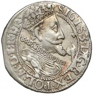 Zygmunt III Waza, Ort Gdańsk 1615 - kropka po