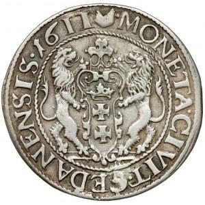 Zygmunt III Waza, Ort Gdańsk 1611 - rzadki