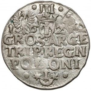Zygmunt III Waza, Trojak Kraków 1622 - POLO M - rzadki