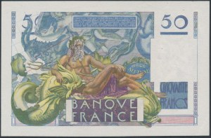 France, 50 Francs 1947