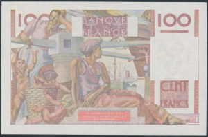 Francja, 100 Francs 1946