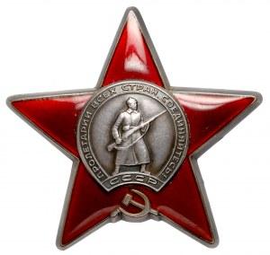 ZSRR, Order Czerwonej Gwiazdy # 3202171 (1954)