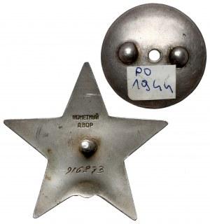 ZSRR, Order Czerwonej Gwiazdy #916873 (1944)