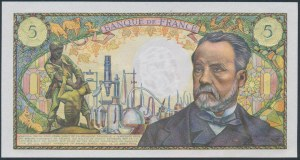 France, 5 Francs 1969