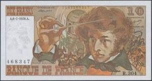 France, 10 Francs 1978