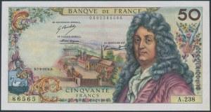 France, 50 Francs 1974