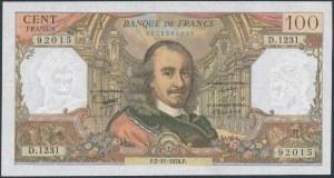 France, 100 Francs 1978