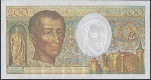 France, 200 Francs 1981