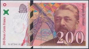 France, 200 Francs 1999