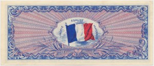 France, Allied Occupation WWII, 50 Francs 1944