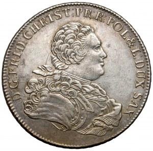 Fryderyk Chrystian, Talar 1763 EDC, Lipsk