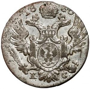 10 groszy polskich 1830 KG