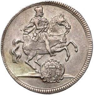 August II Mocny, Półtalar wikariacki 1711 - rzadki