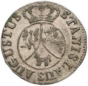 Poniatowski, 6 groszy 1794 - drugi typ
