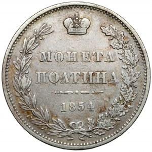Połtina 1854 MW, Warszawa