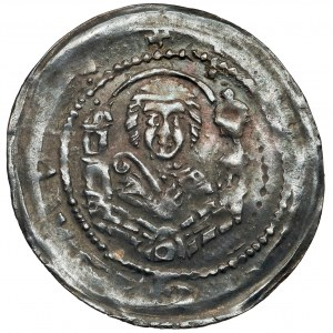 Śląsk, Henryk II Pobożny 1238-1241, Denar - Św. Wacław / Św. Wojciech