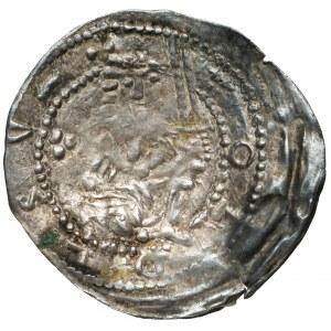 Wielkopolska, Przemysł I i Bolesław Pobożny, Brakteat / Półdenar Gniezno (1239-1249)