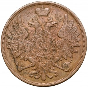 3 kopiejki 1858 BM, Warszawa