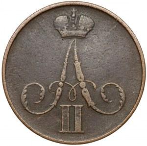 1 kopiejka 1860 BM, Warszawa