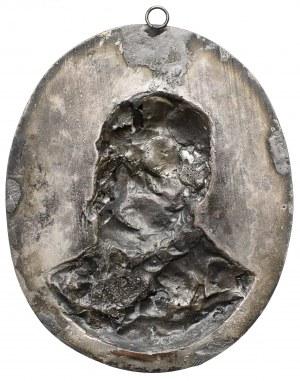 Plakieta, Henryk Sienkiewicz (Czesław Makowski)
