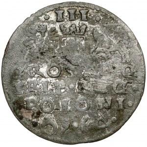 Zygmunt III Waza, Trojak Malbork 1596 - falsyfikat z epoki