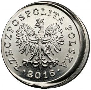 Destrukt 1 złoty 2016 - niecentryczne bicie